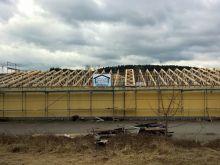 Erneuerung Dachkonstruktion