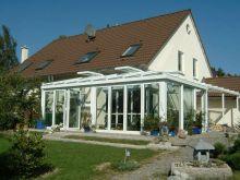 Erstellen Außenanlage, Pflasterarbeiten, Anbau Wintergarten