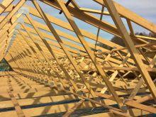 Erstellen Brettbinderkonstruktion