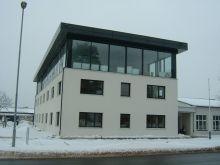 Industriebau Verwaltungsgebäude