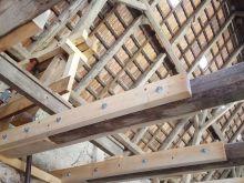 Instandsetzung Dachtragwerk