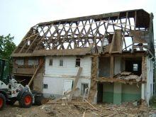 Sanierung Wohnhaus vorher